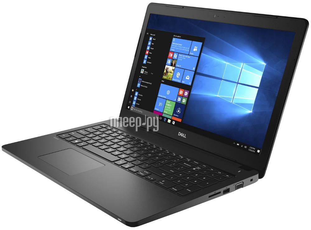 Ноутбук Dell Latitude 3580 3580-7734 (Intel Core i5-7200U 2.5 GHz / 8192Mb / 256Gb SSD / Intel HD Graphics / Wi-Fi / Bluetooth / Cam / 15.6 / 1366x768 / Windows 10 64-bit)