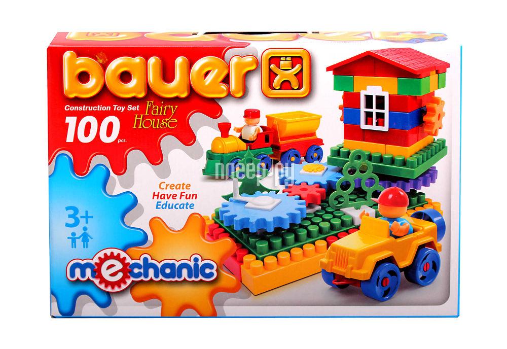 Bauer Mechanic 188
