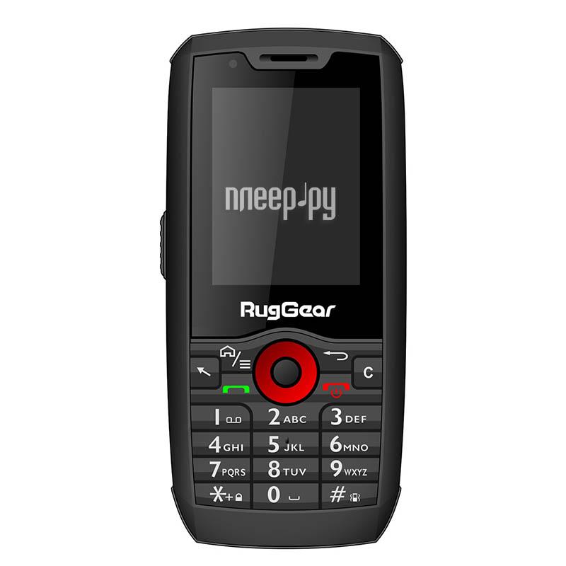 Сотовый телефон RugGear RG160