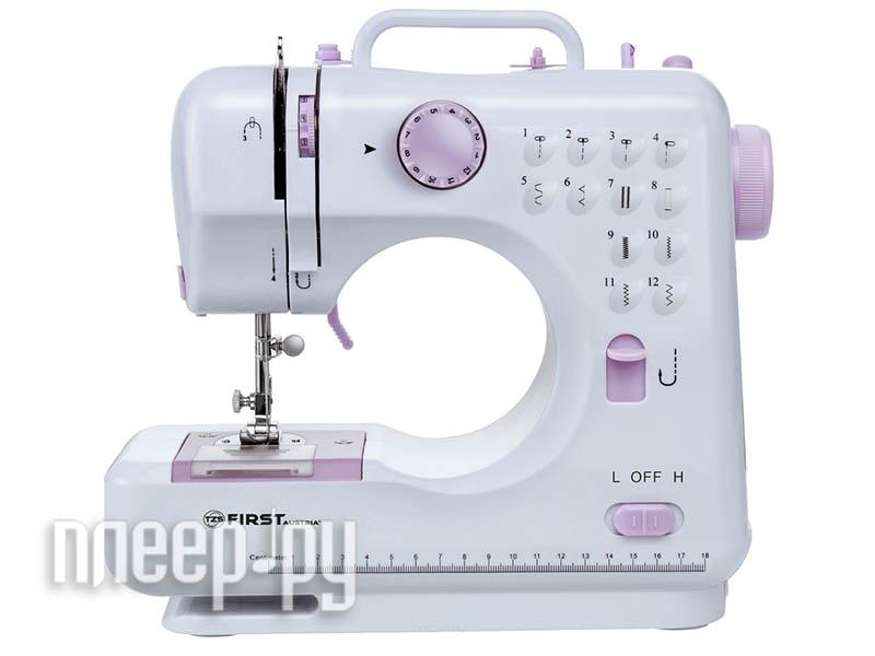 Швейная машинка First FA-5700 - 2 Purple