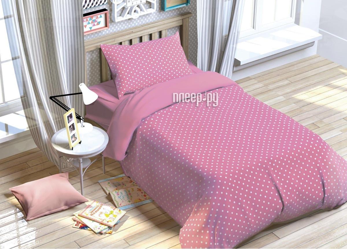 Постельное белье Этель Этелька. Розовые сны Комплект 1.5
