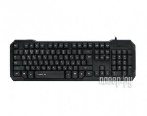 Купить Клавиатура Qumo Hit K08 22042