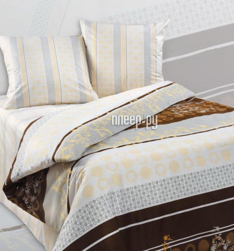 Постельное белье Экзотика Хельга Комплект 2 спальный Поплин купить