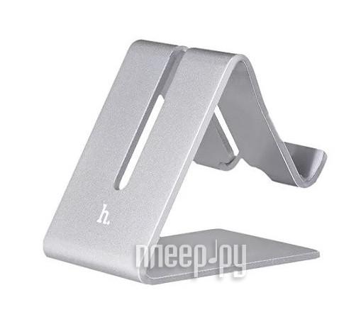 Аксессуар Hoco P1 Tabletop Holder Silver 73335