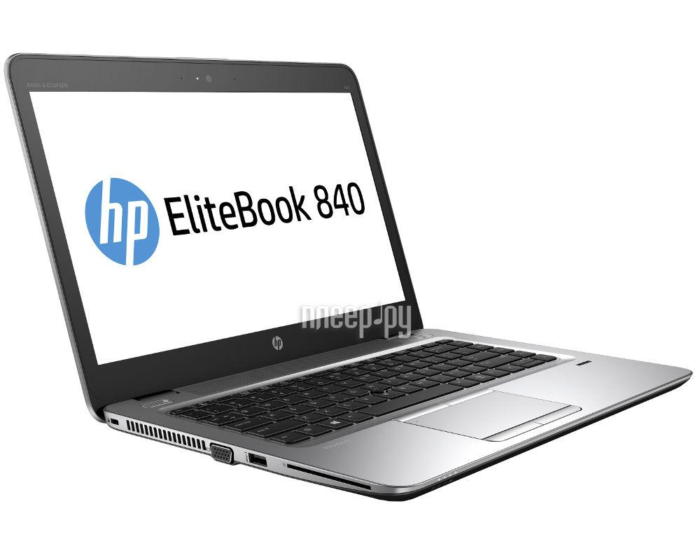 Ноутбук HP EliteBook 840 G3 T9X31EA (Intel Core i5-6200U 2.3 GHz / 4096Mb / 128Gb SSD / Intel HD graphics / Wi-Fi / Bluetooth / Cam / 14 / 1920x1080 / Windows 7 64-bit)