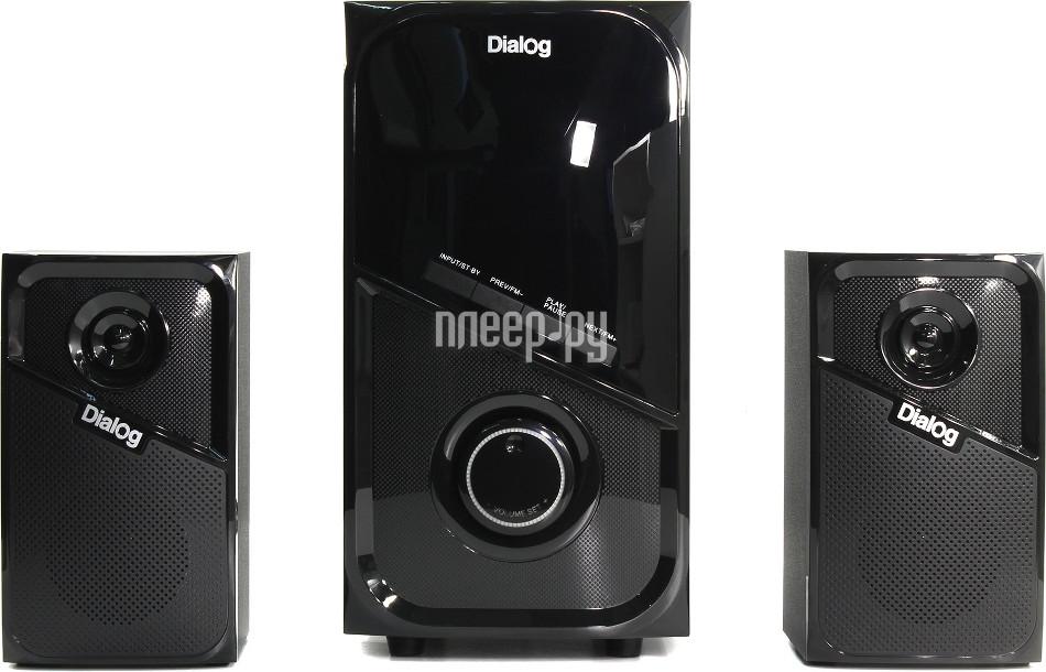 Колонка Dialog Progressive AP-225 Black за 3097 рублей