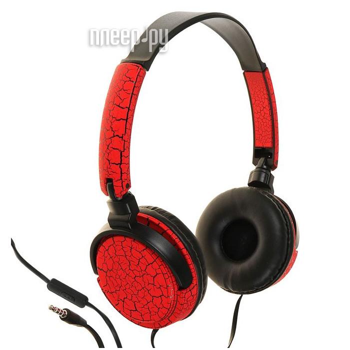 Гарнитура Luazon LV-150 Red 1885650
