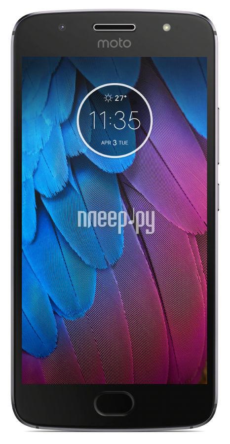 Сотовый телефон Motorola Moto G5s 32Gb XT1794 Grey