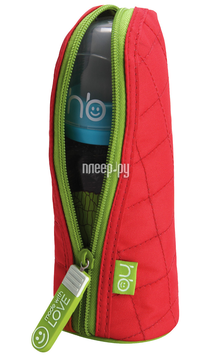 Пенал для бутылочек Happy Baby Bottle Case Red 21004 4690624016622 купить