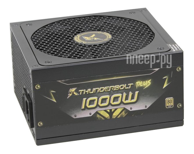 Блок питания GeIL Thunderbolt Plus 1000W TP-TPK00AFAG-9R