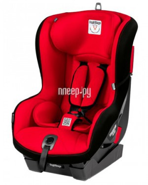 Купить Автокресло Peg-Perego Viaggio Duo-Fix K Rouge группа 1 Red-Black GL000134214