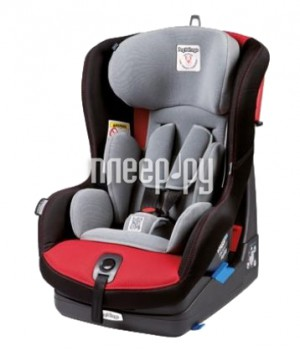 Купить Автокресло Peg-Perego Viaggio Switchable Rouge группа 0/1 Black-Grey-Red GL000132660