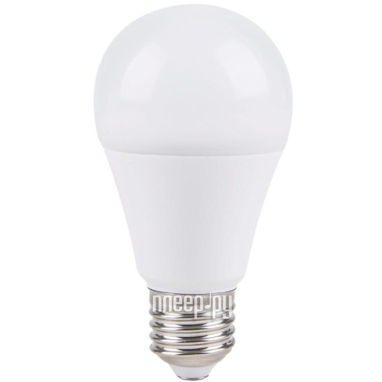 Лампочка SPARKLED CLASSIC A60 E27 12W 230V 4000K LLS60-12E-40