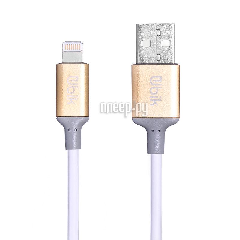 Аксессуар Ubik UPL02 USB - Lightning White