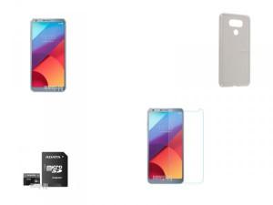 LG H870DS G6 64Gb Platinum Выгодный набор + подарок серт. 200Р!!!