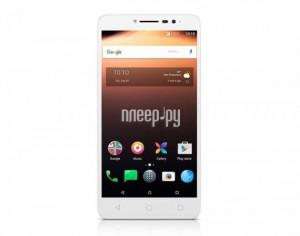 Купить Сотовый телефон Alcatel 9008D A3 XL White-Silver