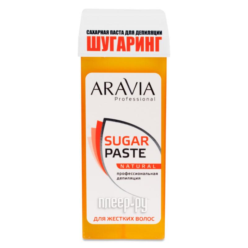 Домашний шугаринг Aravia Professional Сахарная паста Натуральная