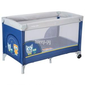 Купить Манеж-кровать Baby Mix Sowa Navy