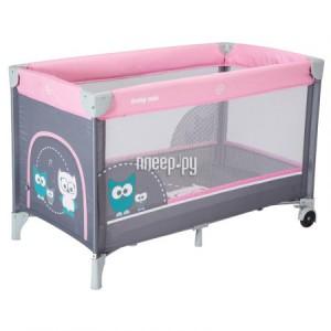 Купить Манеж-кровать Baby Mix Sowa Rose