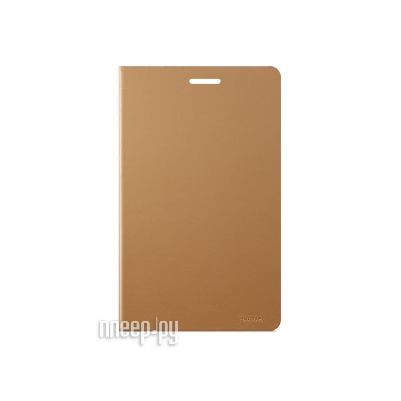 Аксессуар Чехол Huawei MediaPad T3 8 Brown 51991963 купить