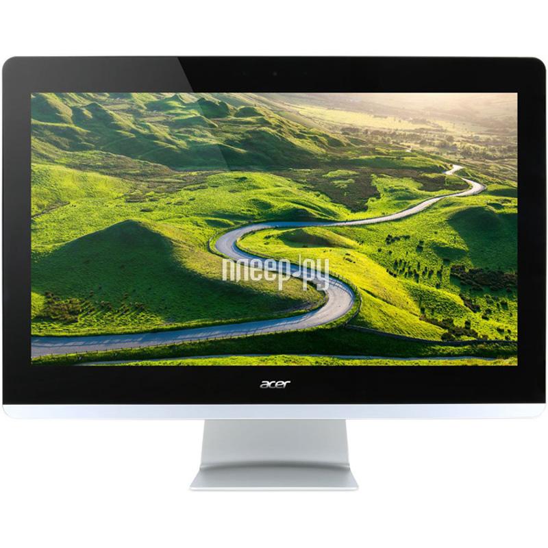 Моноблок Acer Z3-715 DQ.B84ER.007 (Intel Core i3-7100T 3.4 GHz / 4096Mb / 1000Gb / DVD-RW / nVidia GeForce 940M 2048Mb / Wi-Fi / Bluetooth / Cam / 23.8 / 1920x1080 / Windows 10 Home)
