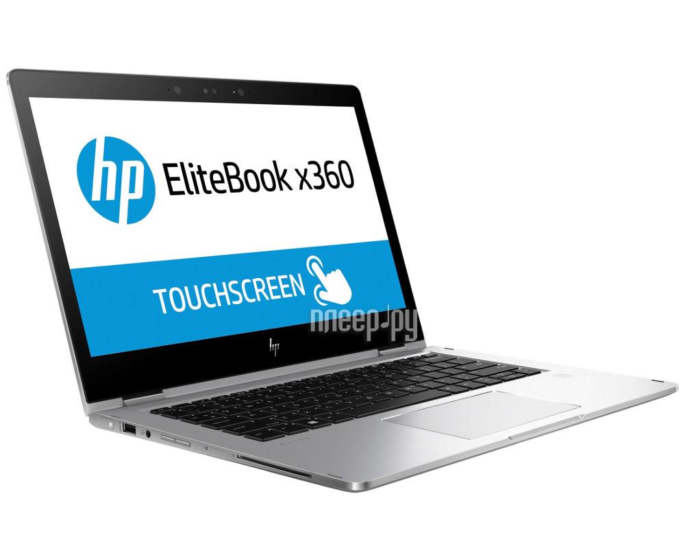 Ноутбук HP Elitebook x360 1030 G2 1EM86EA (Intel Core i7-7600U 2.8GHz / 8192Mb / 256Gb / No ODD / Intel HD Graphics / Wi-Fi / Cam / 13.3 / 1920x1080 / Touchscreen / Windows 10 64-bit)