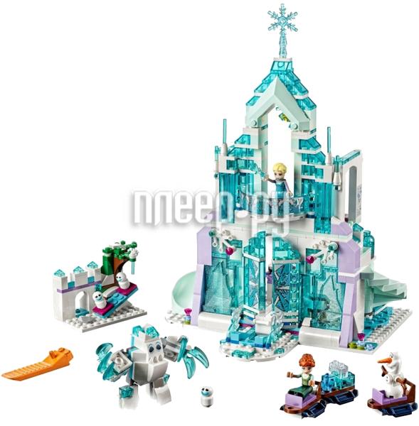 Конструктор Bela Холодное Сердце Волшебный Ледяной Замок Эльзы 709 дет. 10664