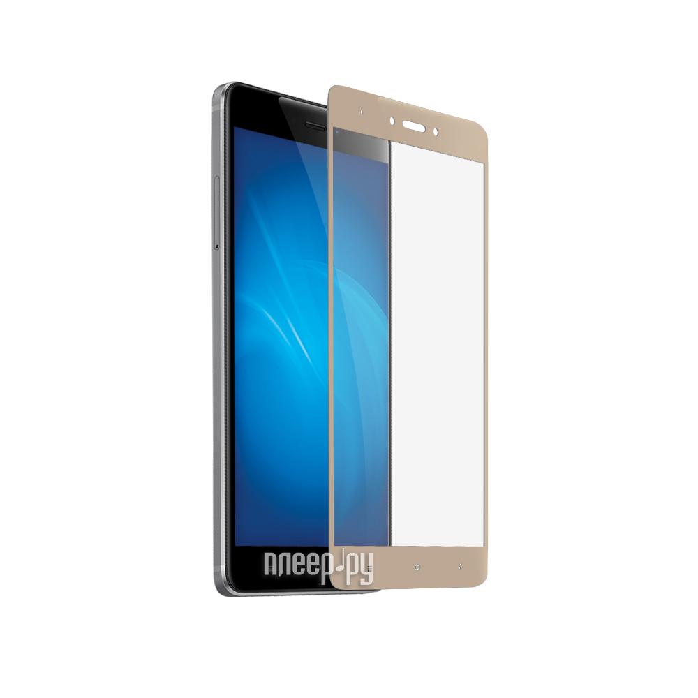 Аксессуар Защитное стекло Xiaomi Redmi Note 4 / 4 PRO 2017 Svekla Full