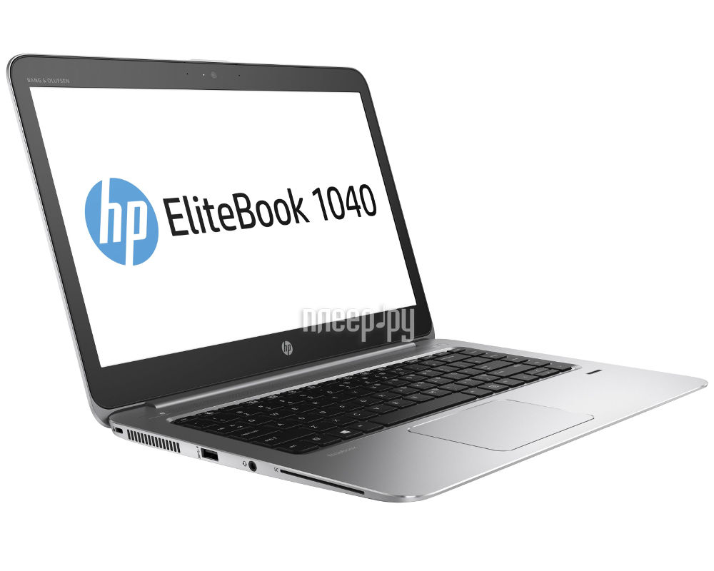 Ноутбук HP EliteBook 1040 G3 1EN10EA (Intel Core i5-6200U 2.3 GHz / 8192Mb / 256Gb / Intel HD Graphics / Wi-Fi / Bluetooth / Cam / 14 / 1920x1080 / Windows 7 64-bit)