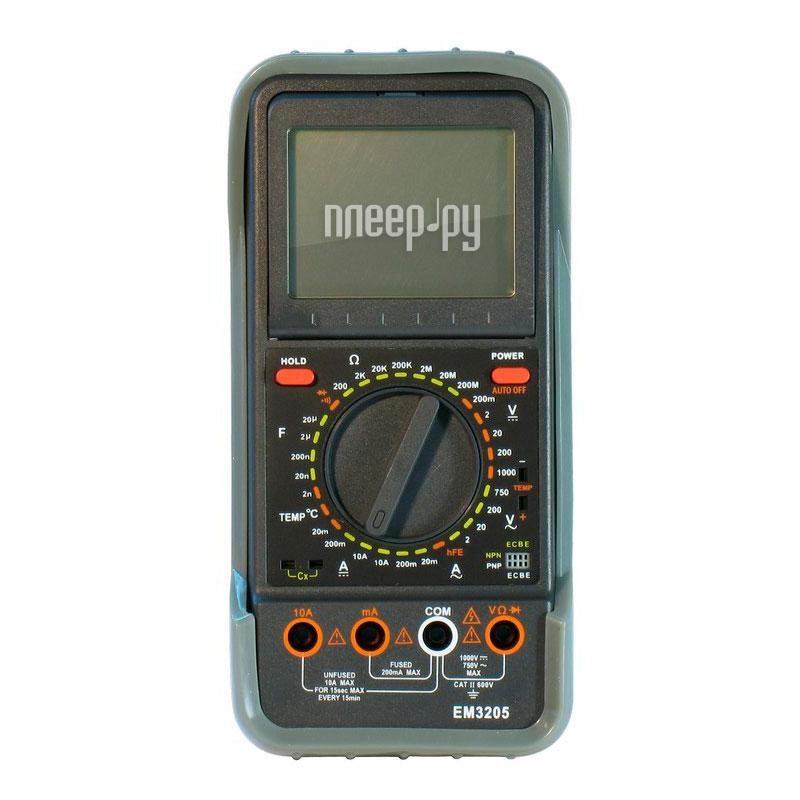 Мультиметр S-Line EM-3205 купить