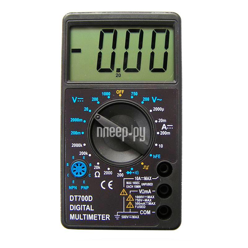 Мультиметр S-Line DT-700D