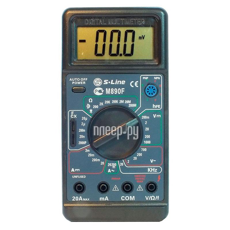 Мультиметр S-Line M-890F