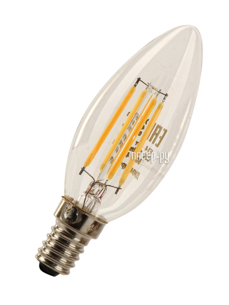 Лампочка X-flash XF-E14-FLD-C35-4W-2700K-230V 48694