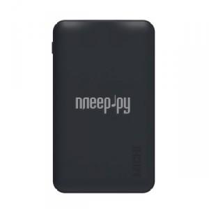 Купить Аккумулятор Michi 6000mAh Pantone Black 489705505-038-0