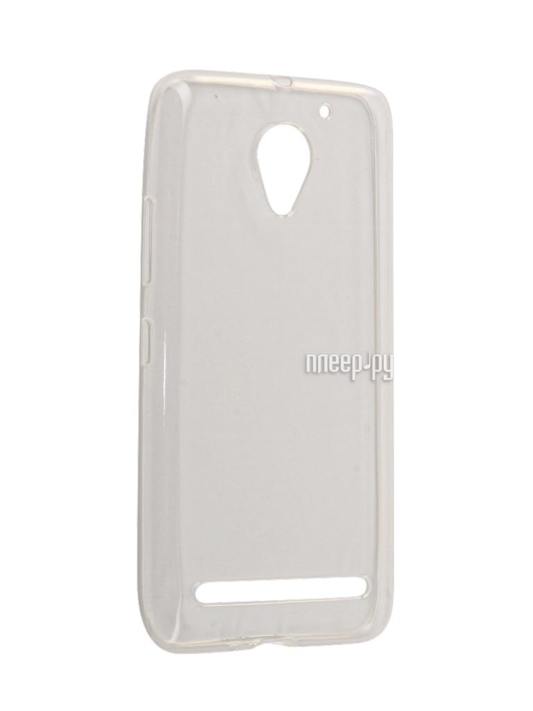 Аксессуар Чехол Lenovo K10 Vibe C2 Zibelino Ultra Thin Case White ZUTC-LEN-VIB-C2-WHT