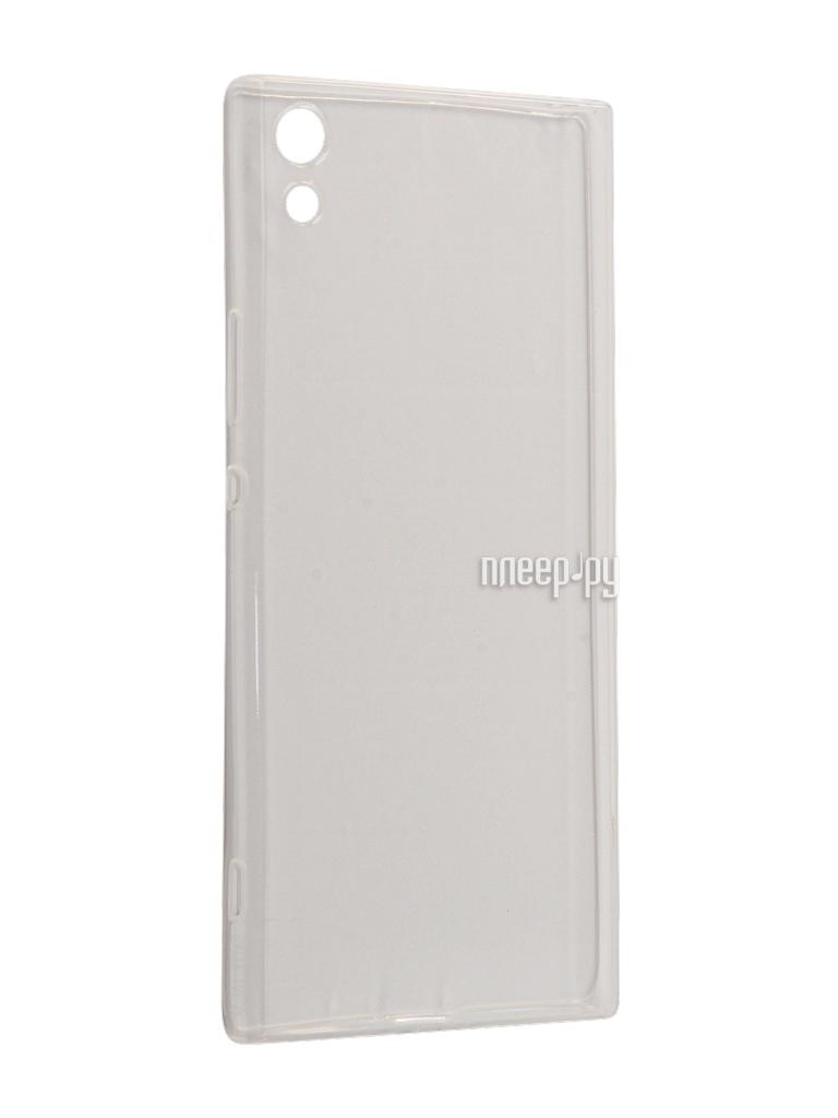 Аксессуар Чехол Sony Xperia XA1 Ultra Zibelino Ultra Thin Case White ZUTC-SON-XA1-ULT-WHT