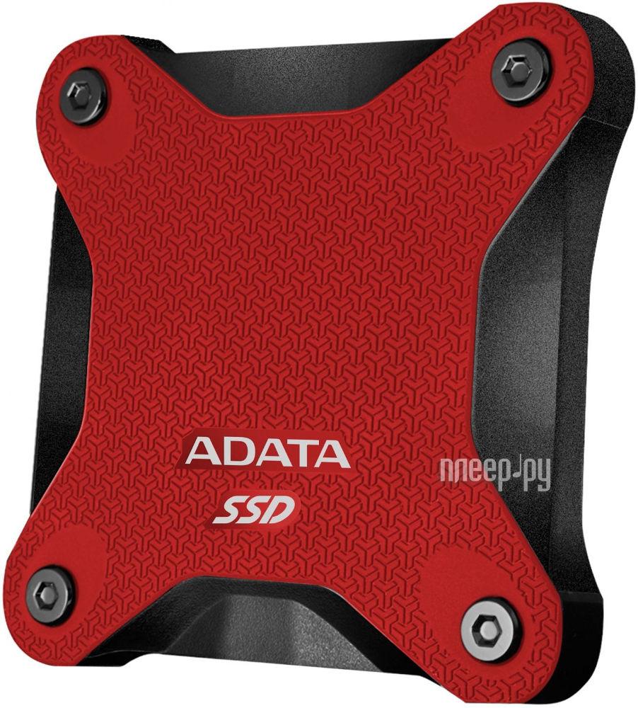 Жесткий диск A-Data SD600 256Gb ASD600-256GU31-CRD