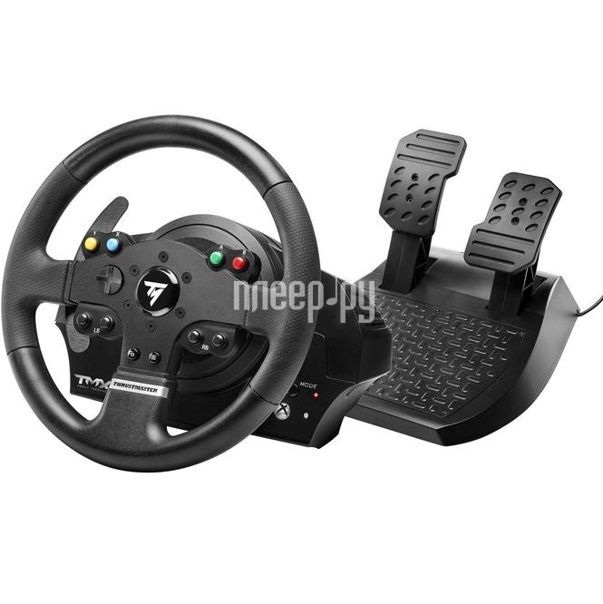 Игровой руль Thrustmaster TMX FFB EU Version XBOX One / PC THR43 4460136 купить