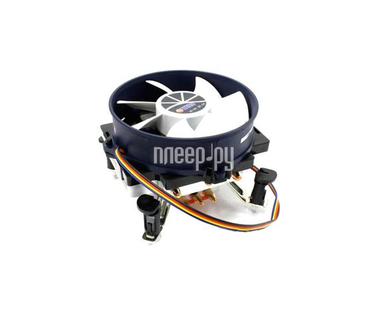 Кулер TITAN TTC-NK66TZ / RPW (BX) (Intel LGA 1150 / 1155 / 1156)