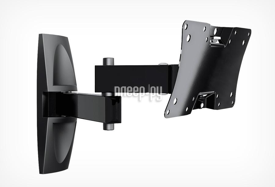 Кронштейн Holder LCDS-5064 (до 30кг) Glossy Black