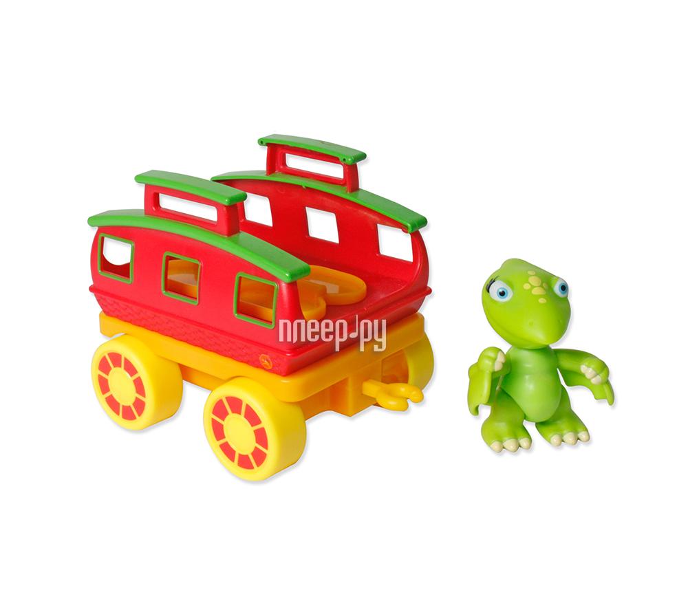 Игрушка 1Toy Поезд Динозавров Т59400