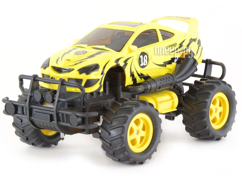 Игрушка Pilotage Offroader 1:14 Yellow RC60557 купить