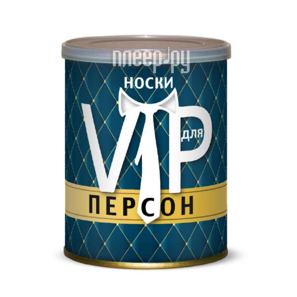 Гаджет Canned Socks Носки для VIP персон Black 415263