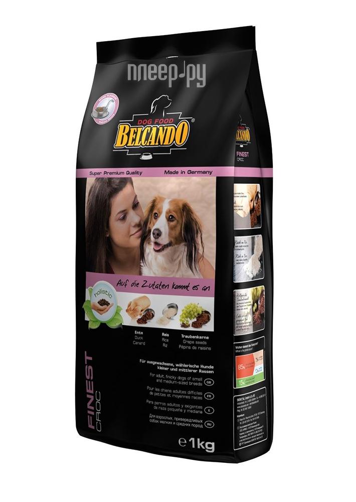 Корм BelcandO Файнест Крок 1kg для привередливых собак мелких и средних пород 553805