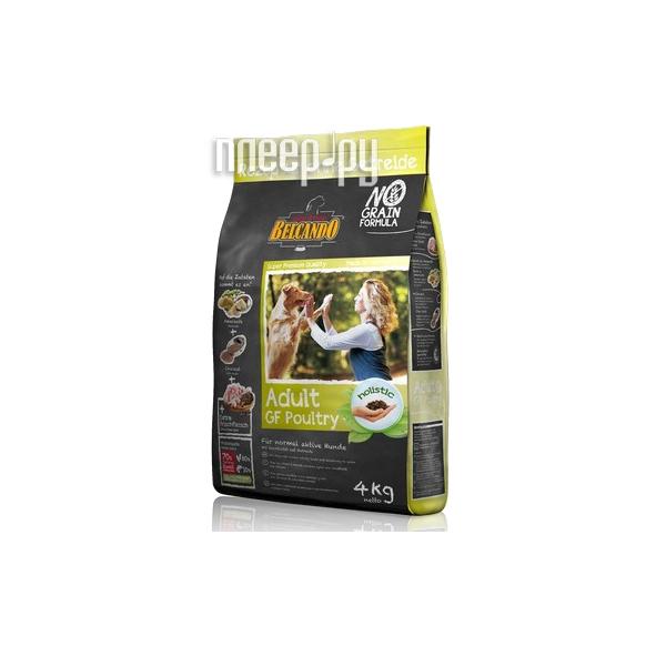 Корм BelcandO Edalt Grain Free Птица 4kg беззерновой корм для собак средних и крупных пород 554413-554415 за 1613 рублей