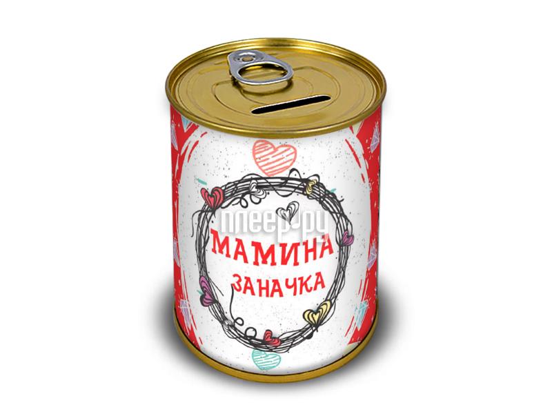 Копилка для денег Canned Money Мамина заначка 415553 за 93 рублей