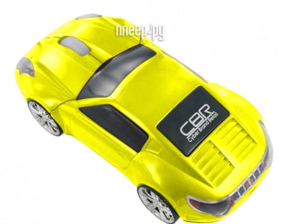 Мышь CBR MF 500 Lambo Yellow  Pleer.ru  387.000