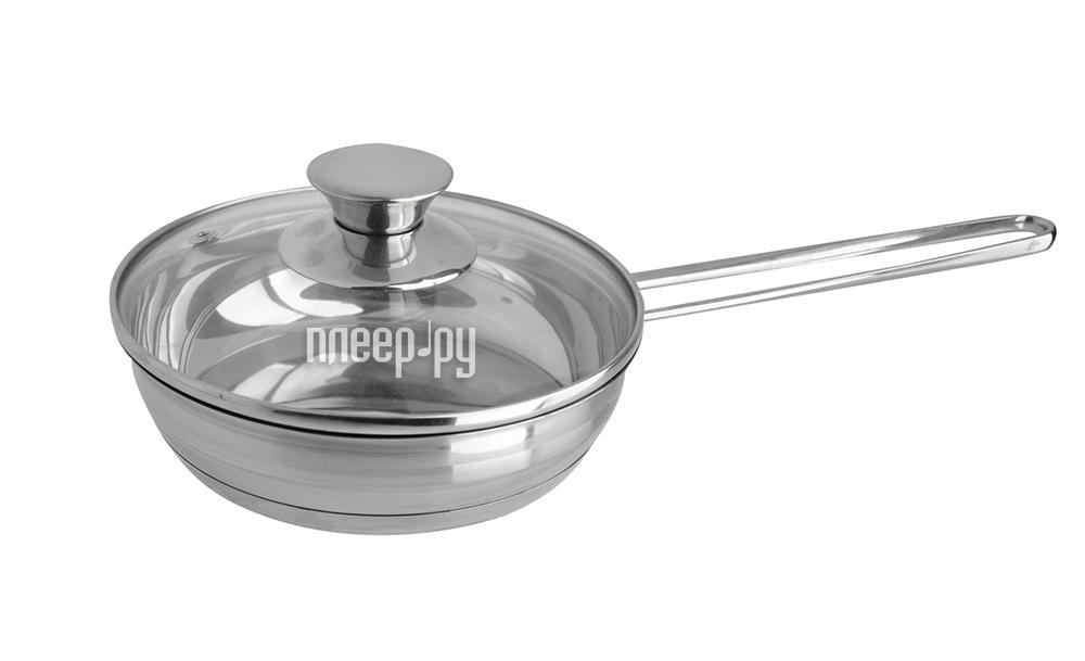 Сковорода Regent Inox Linea Bimbo Vitro 16x4cm 93-BIMv-13