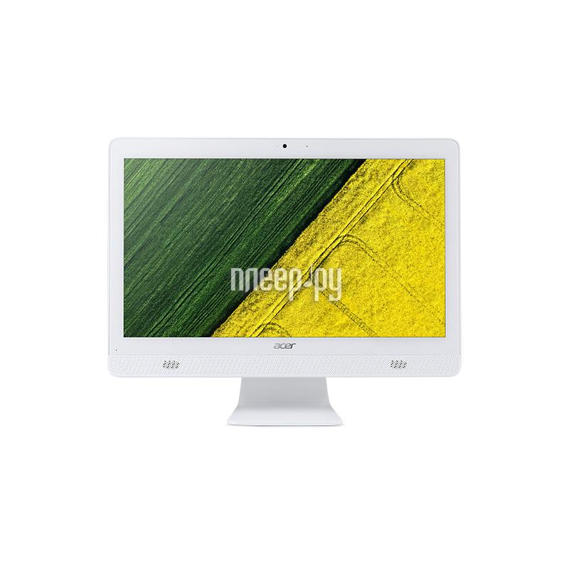 Моноблок Acer C20-720 White DQ.B6ZER.009 (Intel Pentium J3710 1.67 GHz / 4096Mb