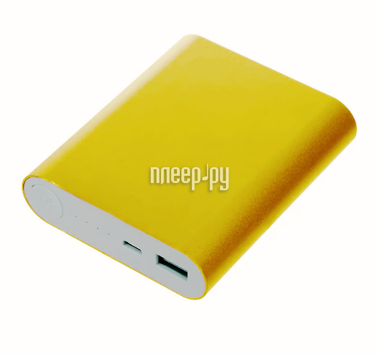 Аккумулятор Aksberry S-8000BU 8000mAh Gold